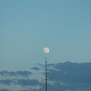 15th May 2011 - Moon river