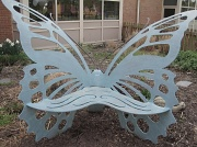 5th Apr 2010 - Butterfly Bench