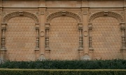 25th May 2011 - Waddesdon Manor - wall detail