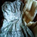 Vintage ballgown and stole. by snowy