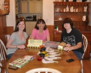 3rd Apr 2010 - You're never too old to dye Easter Eggs!