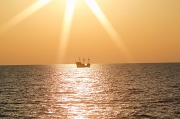 19th May 2011 - The sun setting at Pier 60, Clearwater Beach