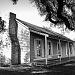Old Van Zandt Home Circa 1800's by grannysue