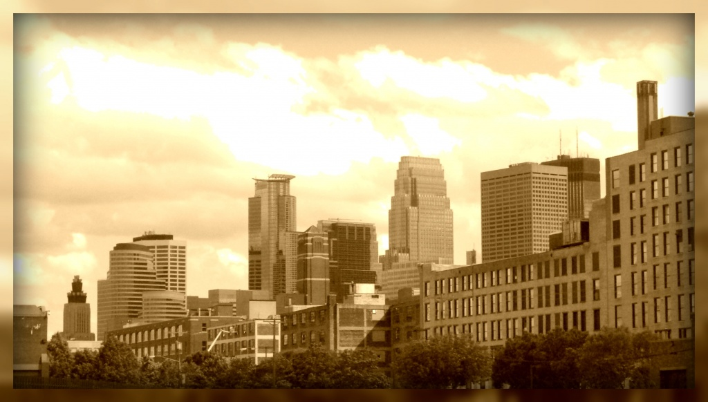 downtown by pfmandeville