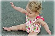 1st Jun 2011 - Baby Starfish on the Beach