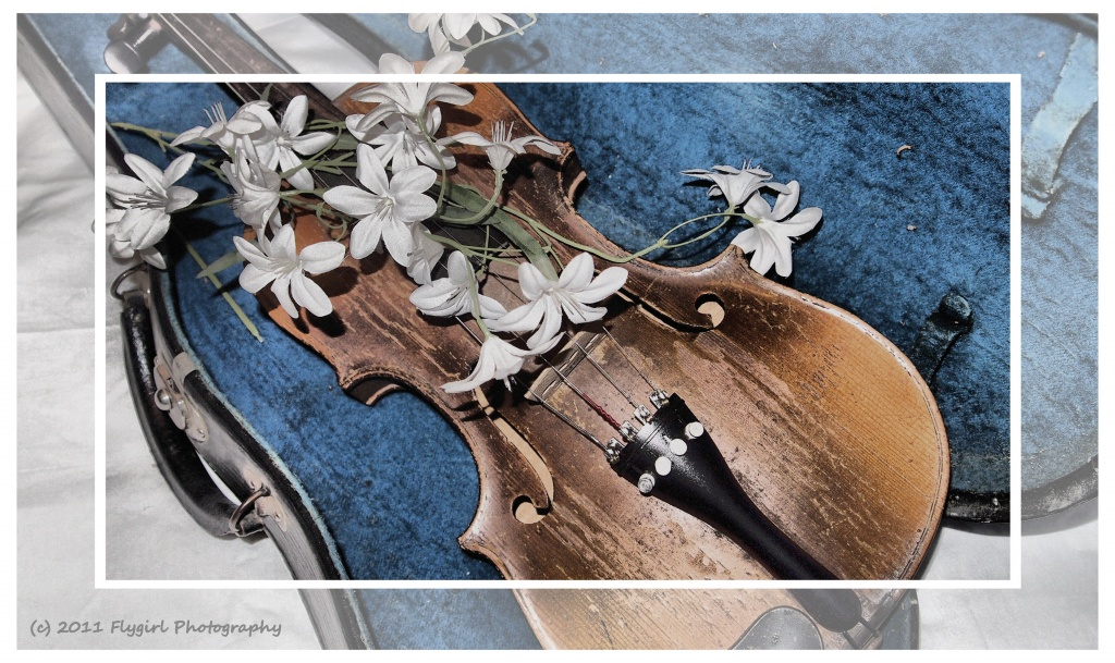 Grandfather's Fiddle by flygirl