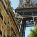Hide & seek Eiffel tower #4 by parisouailleurs