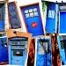 nine blue doors by aikimomm