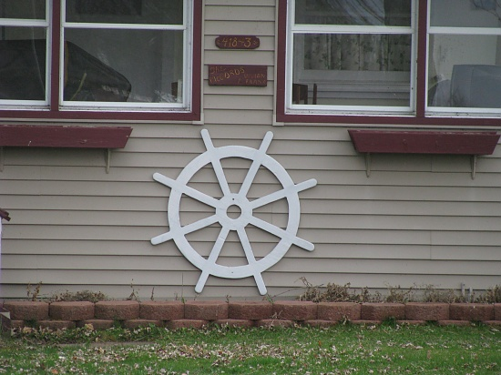 Captains Wheel by rrt