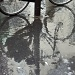The bike under the rain by parisouailleurs