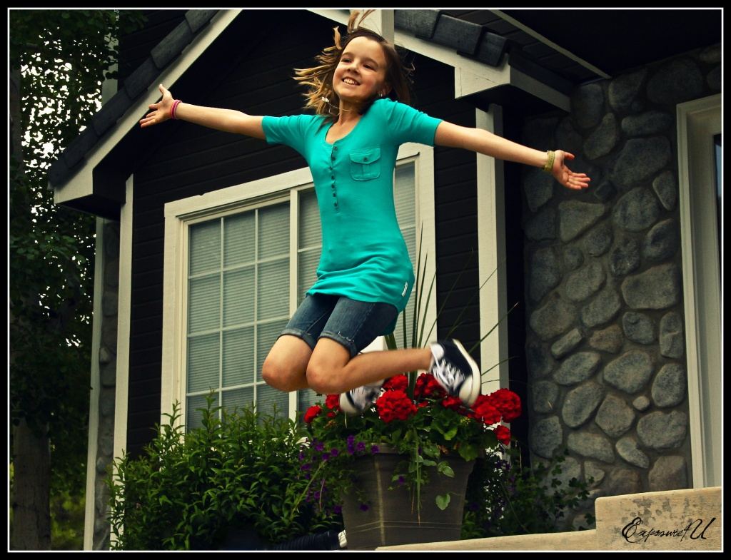 Jump For Joy by exposure4u