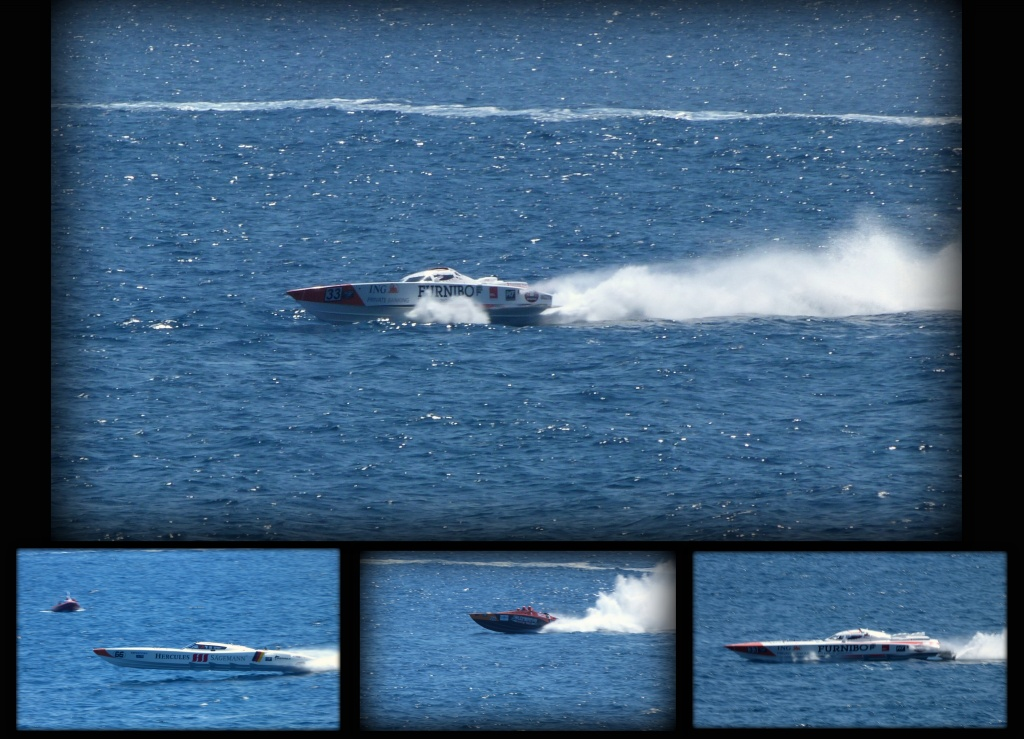 2011POWERBOAT GRAND PRIX TIME TRIALS by sangwann