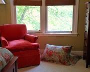 22nd Jun 2011 - Red Chair