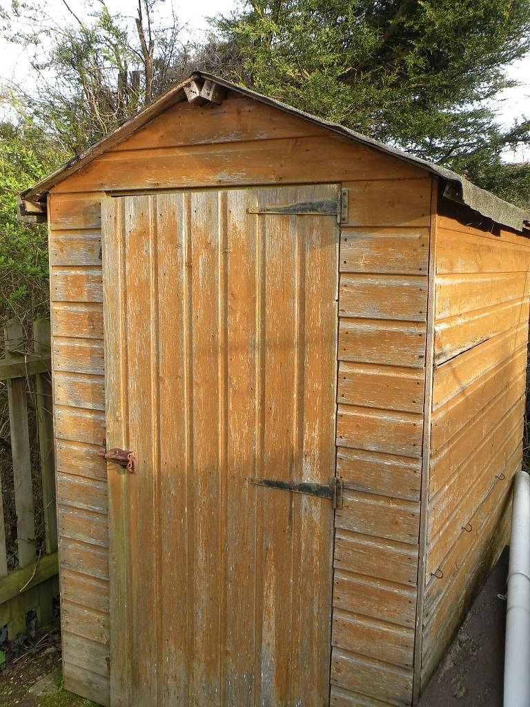 Garden shed by manek43509