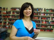 12th Apr 2010 - Nails with Kim