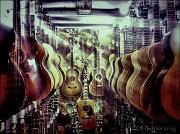 24th Jun 2011 - Guitar Heaven
