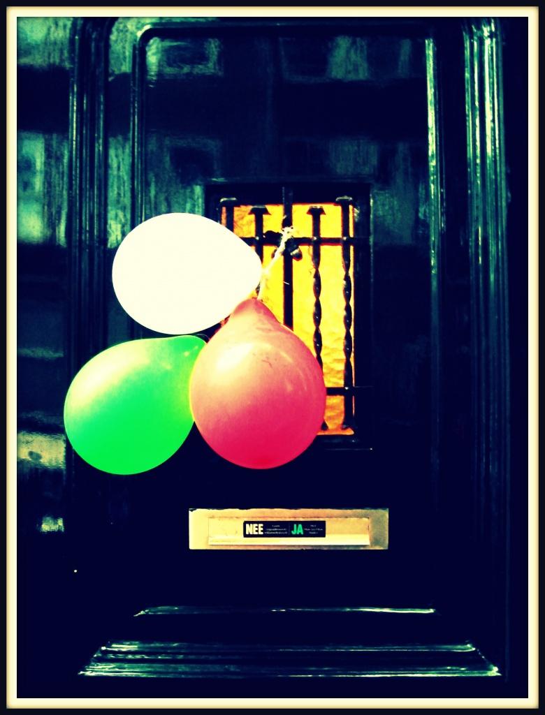 Balloons by halkia