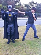 26th Jun 2011 - is this the end for batman?