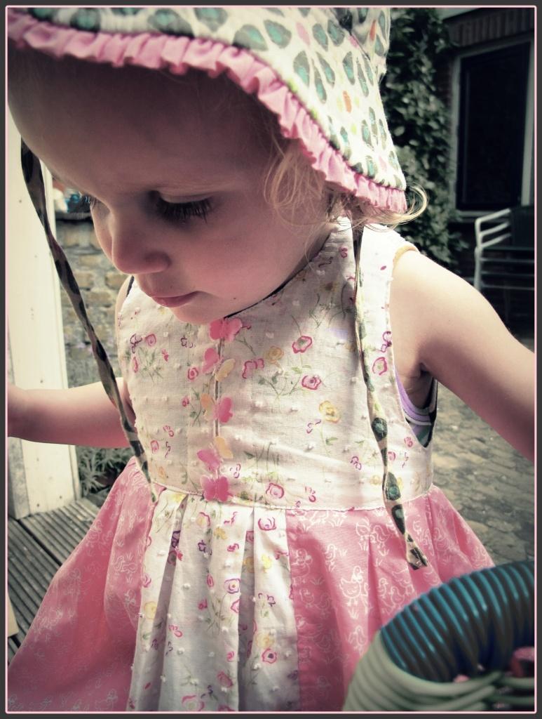 New dress by halkia