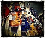 25th Jun 2011 - Grunge Guitars