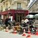 Shotting in Paris by parisouailleurs