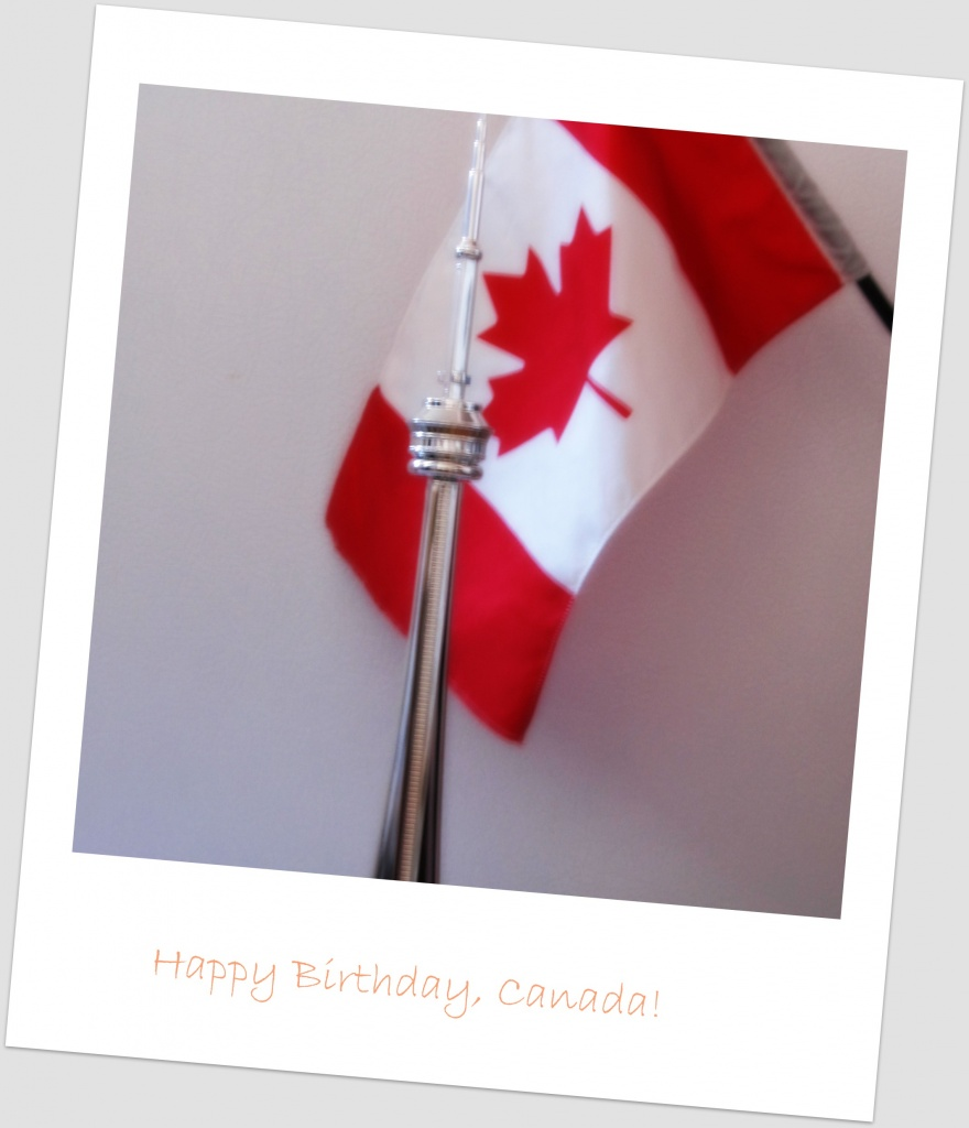Happy Birthday, Canada! by summerfield
