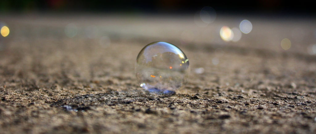 Bubble Shadow by natsnell