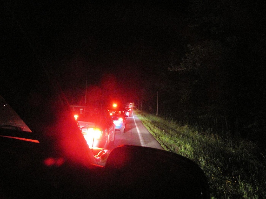 Traffic jam. by maggie2