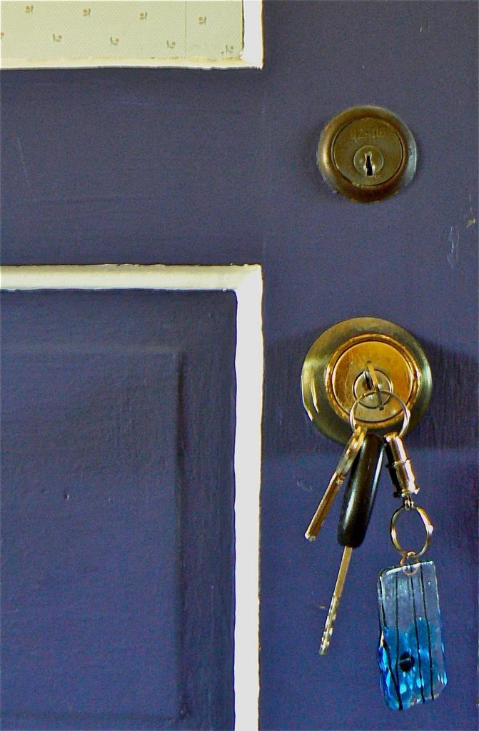 where ARE my keys? by reba