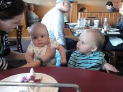 13th Apr 2010 - Brady and Jackson