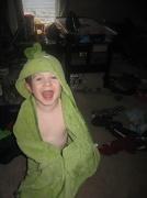 15th Apr 2010 - Squeaky Clean Dragon
