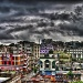 Clouds and Colors by harsha