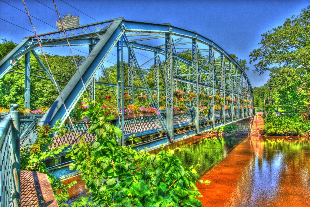 The Old Flower Bridge by egad