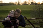 """16th Apr 2010 - """"Hugging on the gate"""""""