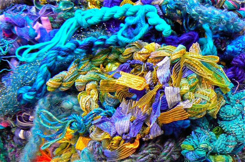 ribbons and threads by reba