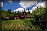 11th Jul 2011 - Mountain Cabin