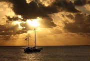 12th Jul 2011 - Sail away on the golden tide