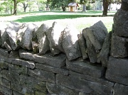 17th Apr 2010 - Historic stone wall