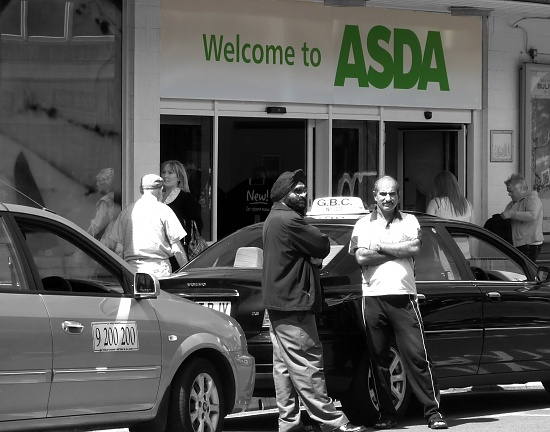 Welcome to ASDA (Walmart to our US friends) ! by phil_howcroft