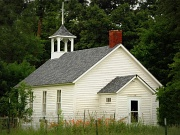 16th Jul 2011 - an old one room school house