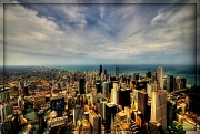 19th Jul 2011 - From the Top of the City of Chicago