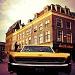 Yellow Cadillac by halkia