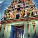 TEMPLE  HDR by harsha