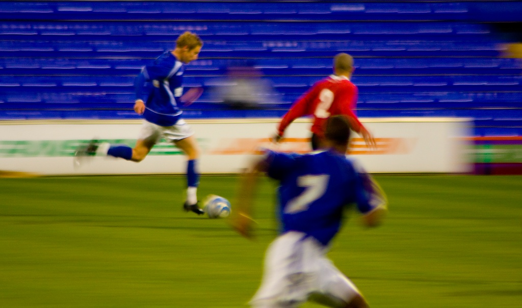 Lee Martin - Nippy winger ... by edpartridge