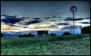 31st Jul 2011 - Windmill and Wagon