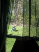 21st Apr 2010 - I saw Bigfoot once....