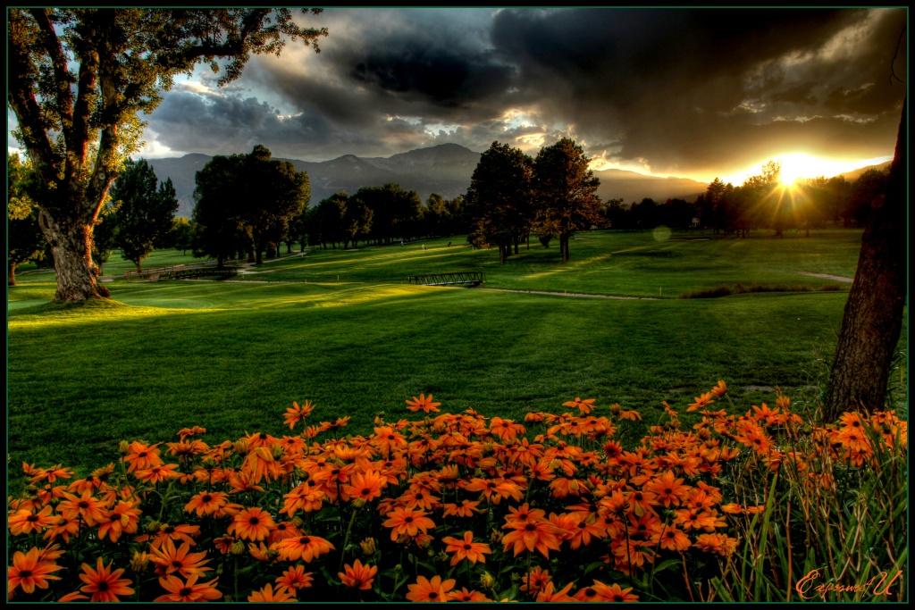 Sunset in Colorado by exposure4u