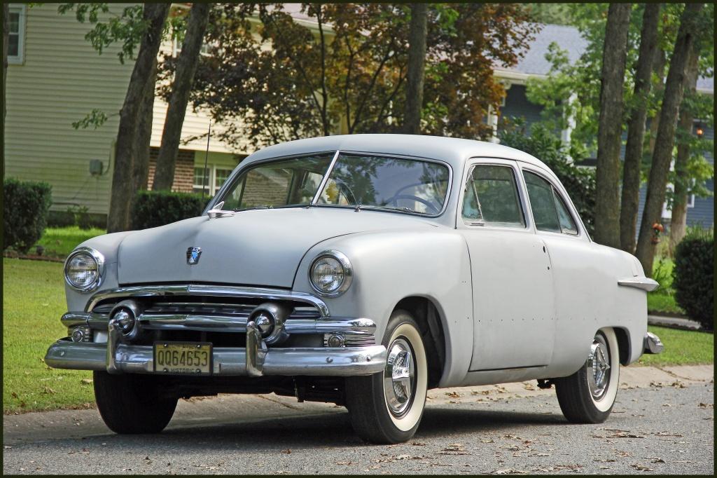 Ford c1951 by hjbenson