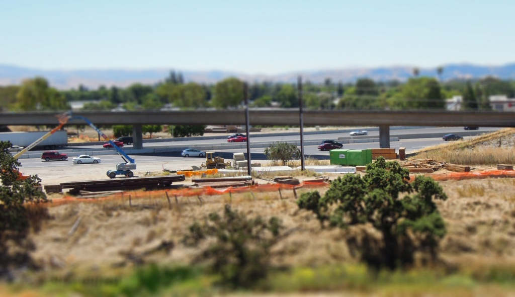 Aug7-1 New Overpass Opening Soon by mikegifford