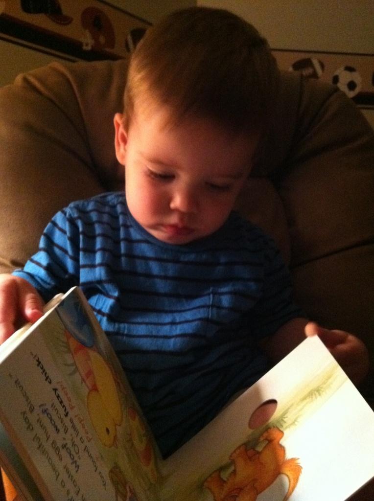 Reading by coachallam